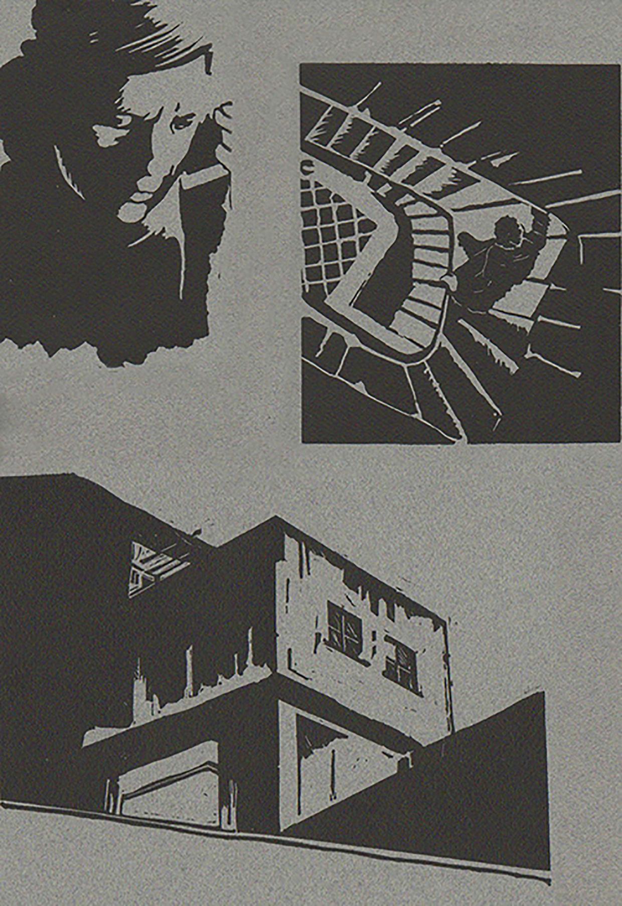 Planche noir & blanc